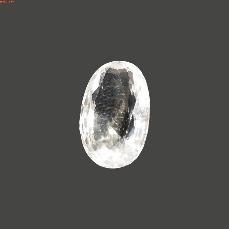 White Zircon Large Size Super Premium