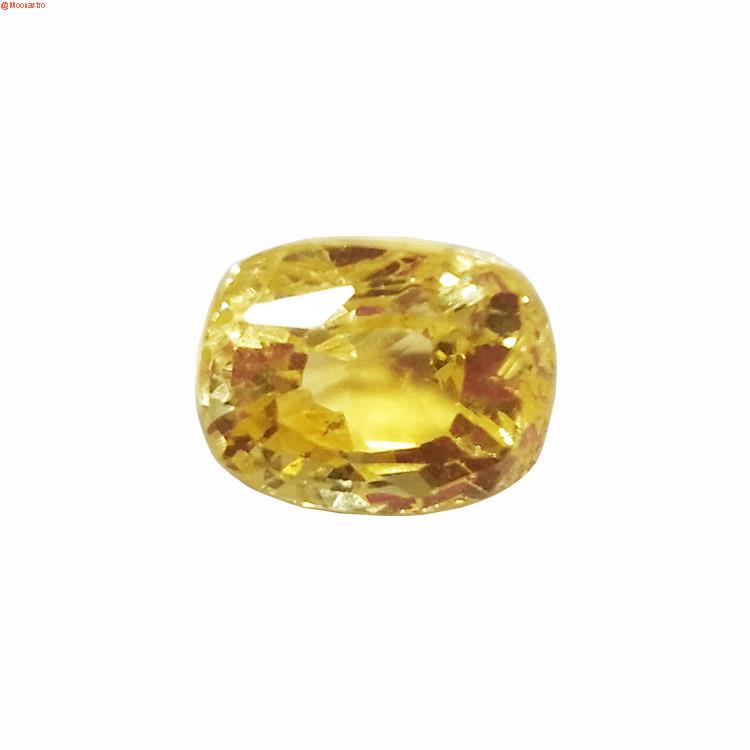 Yellow Sapphire – Pukhraj (Ceylonese) Medium Size Super Premium